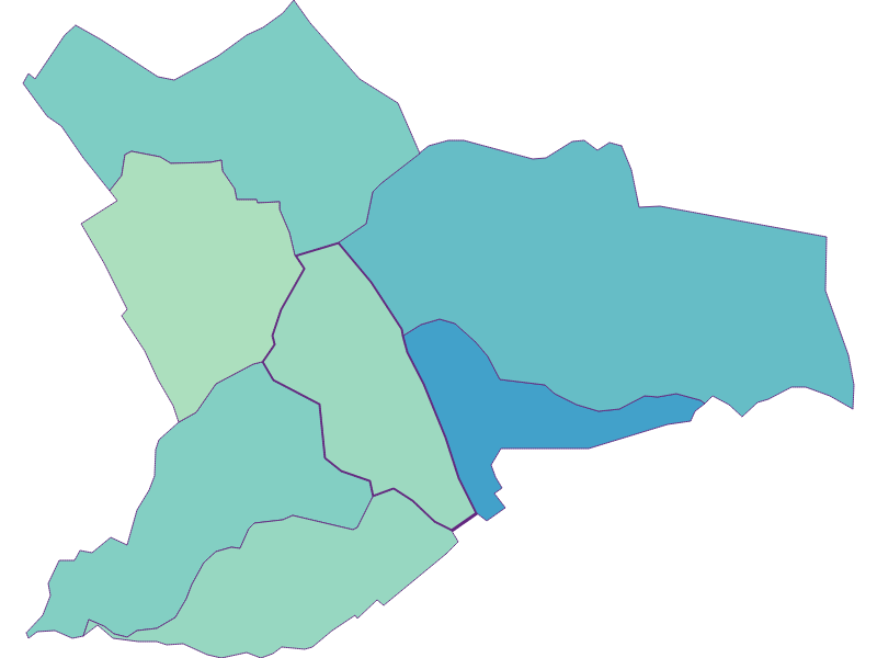Share of foreigners in Zagersdorf