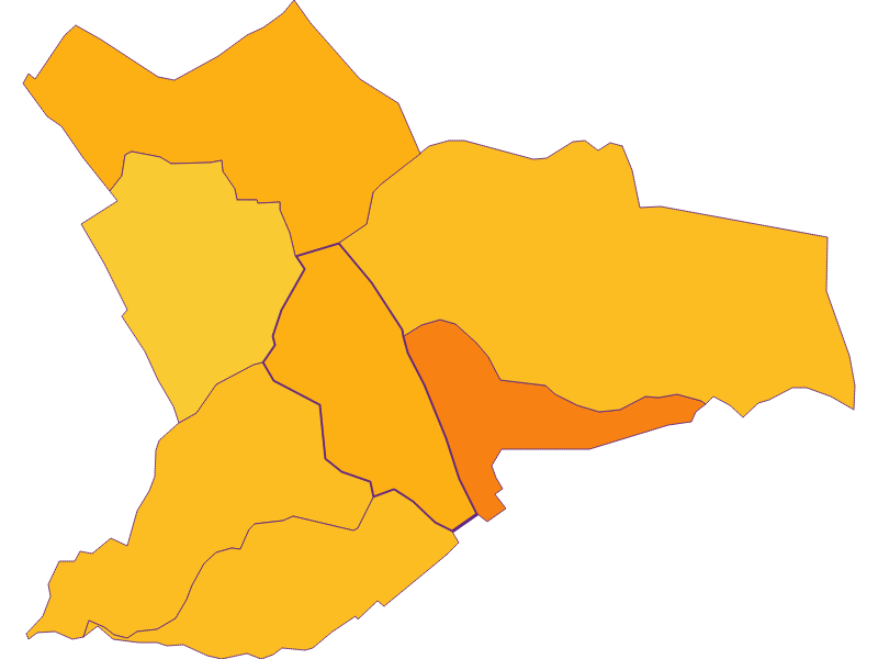 Population density in Zagersdorf