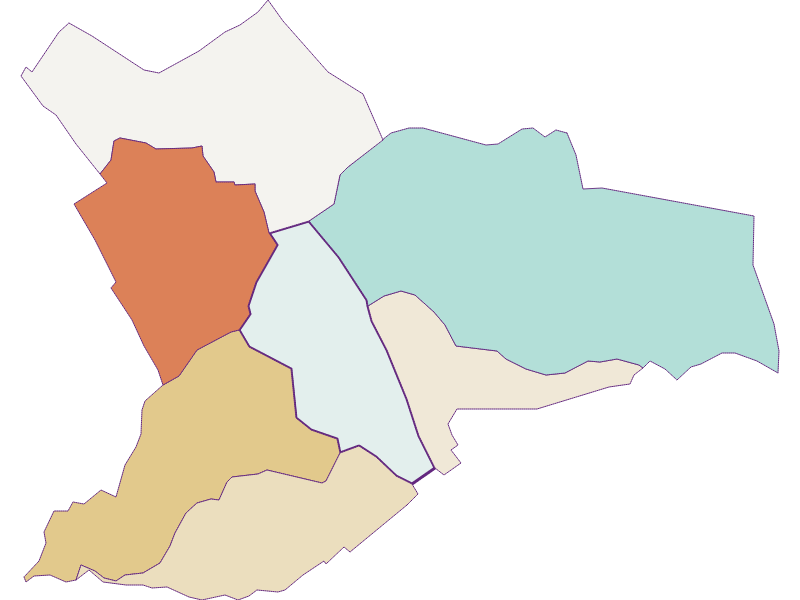Population development since 1869 in Zagersdorf