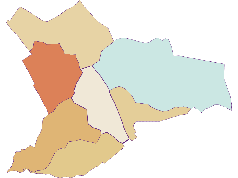 Population development since 1900 in Zagersdorf