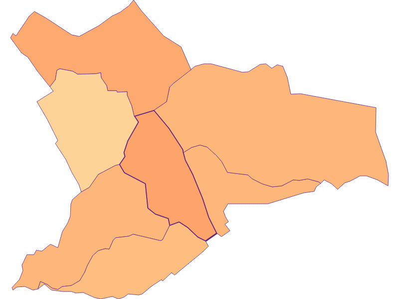 Household size in Zagersdorf