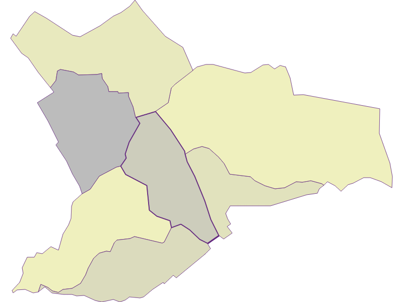 Farmers (comparison to federal state) in Zagersdorf