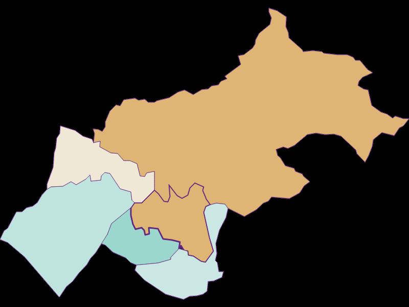 Прирост населения за 2011-2018   Dünserberg