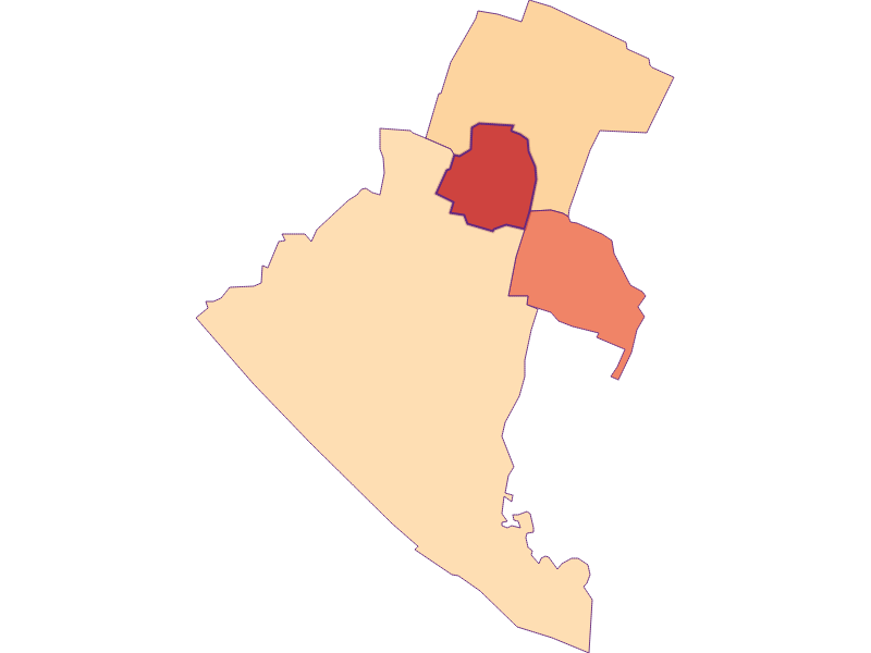 Household size in Aderklaa