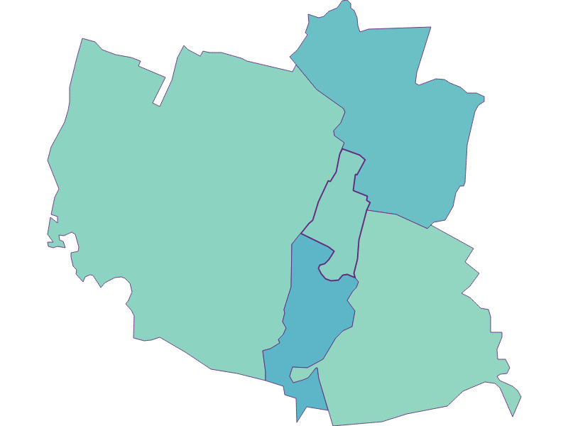 Share of foreigners in Andlersdorf