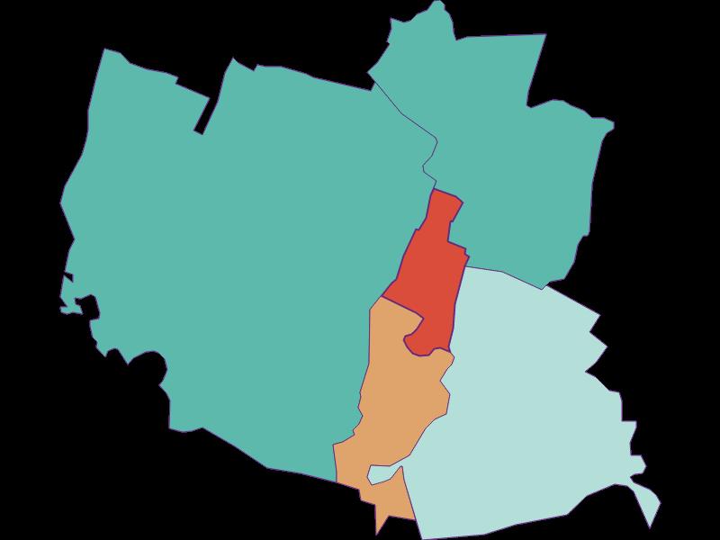 Population development since 1900 in Andlersdorf