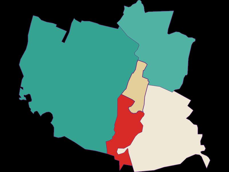 Population development since 2011 in Andlersdorf