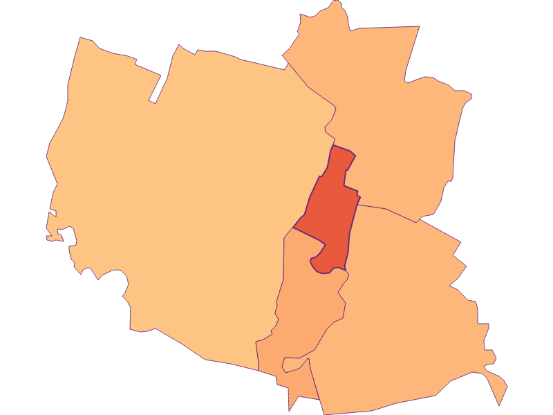 Household size in Andlersdorf