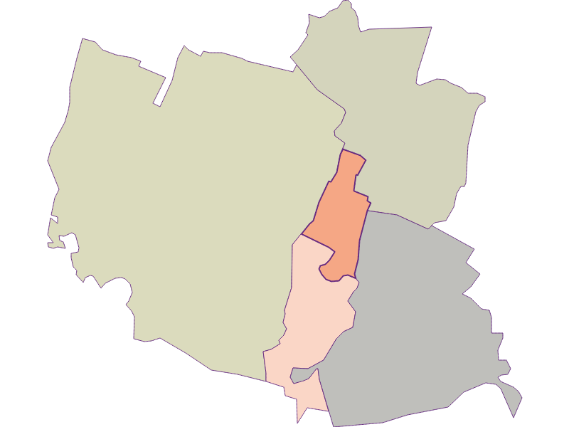 Farmers (comparison to federal state) in Andlersdorf