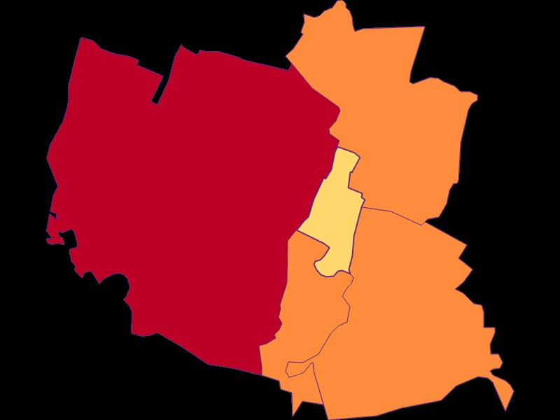 Urbanity in Andlersdorf