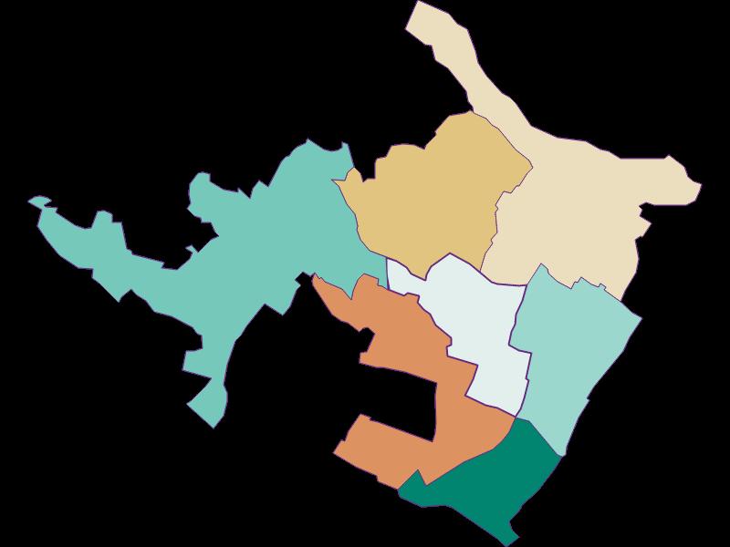 Population development since 1869 in Auersthal