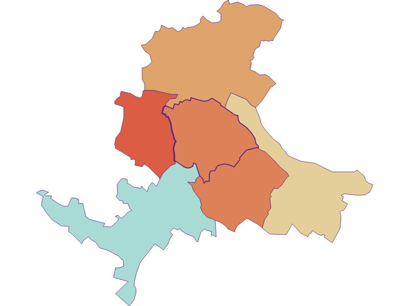 Population development since 1900 in Bad Pirawarth