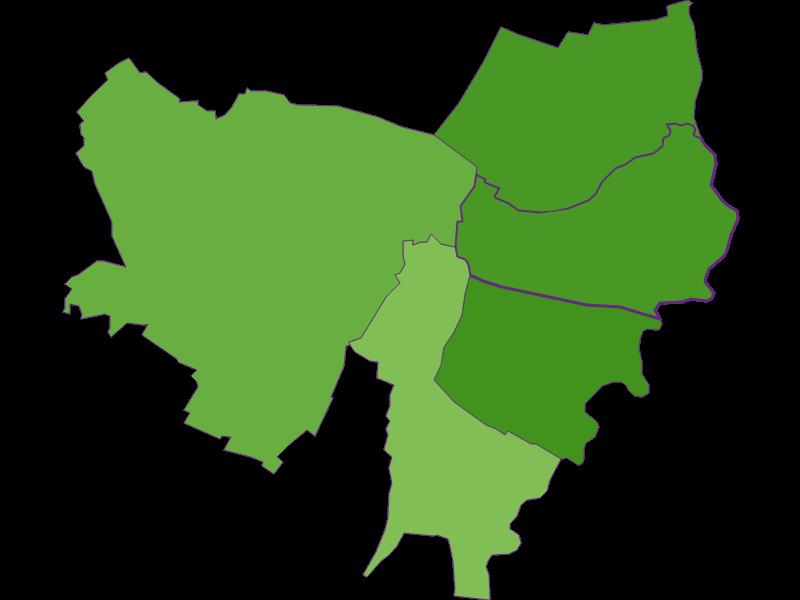 Settlement in Drösing