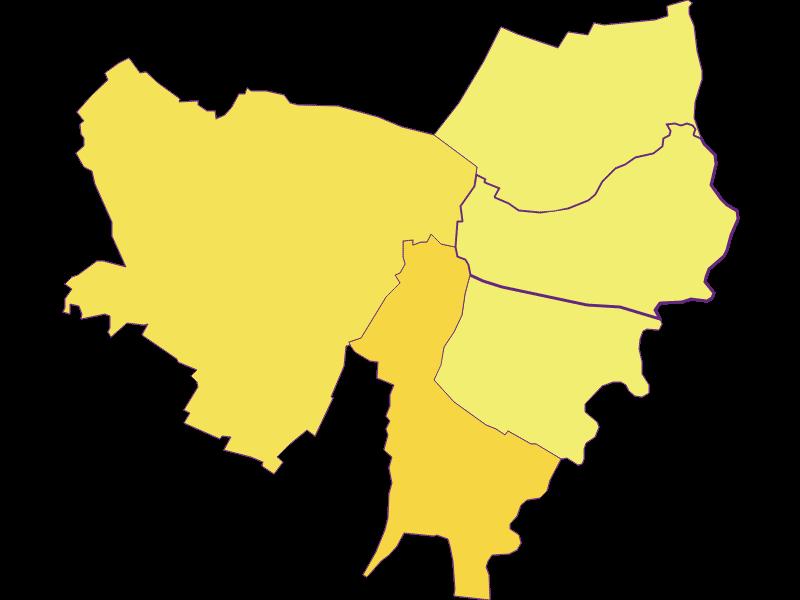 Population density in Drösing