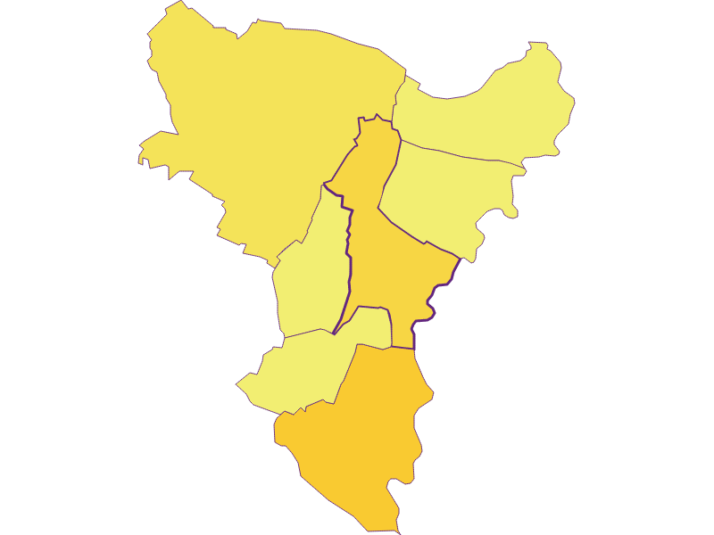 Population density in Dürnkrut