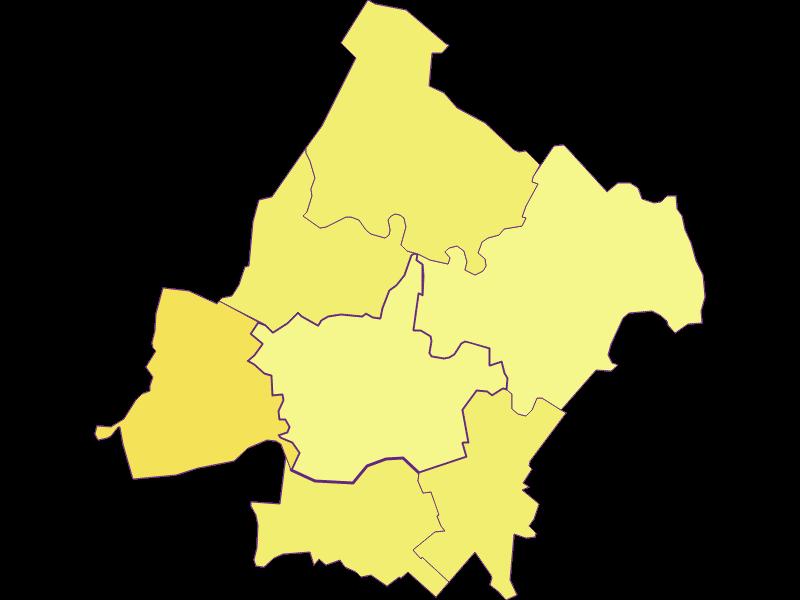 Плотность населения в Eckartsau