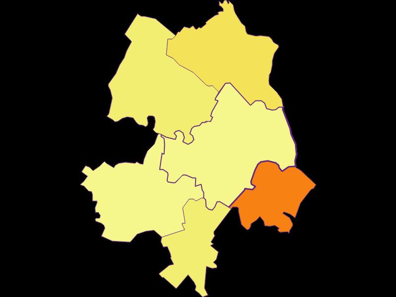 Population density in Engelhartstetten