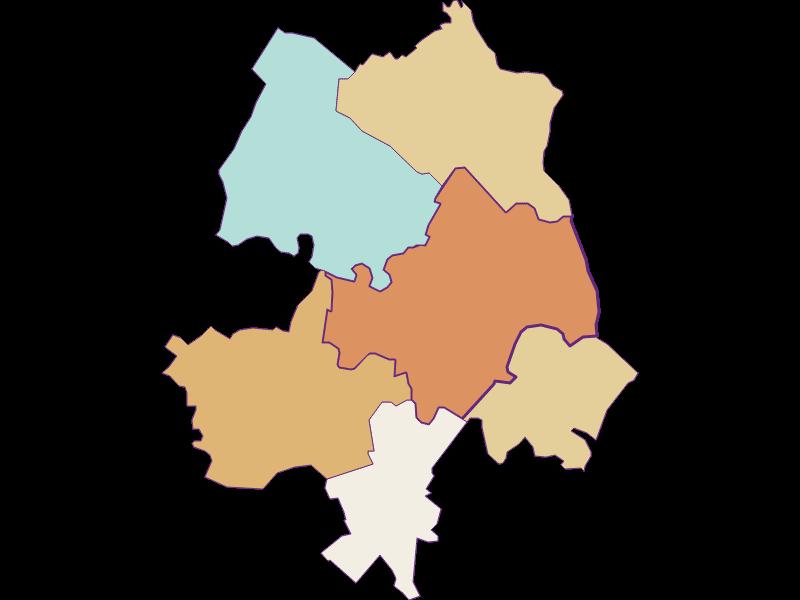 Population development since 1900 in Engelhartstetten