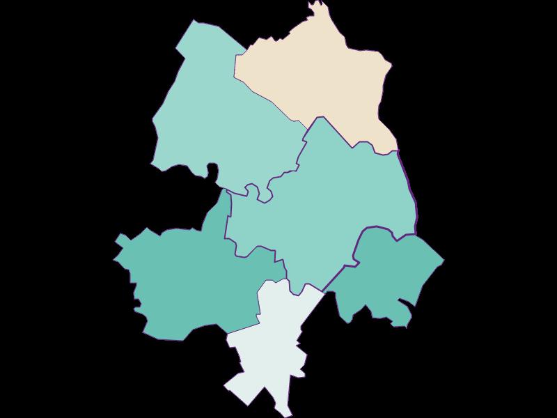 Population development since 2011 in Engelhartstetten