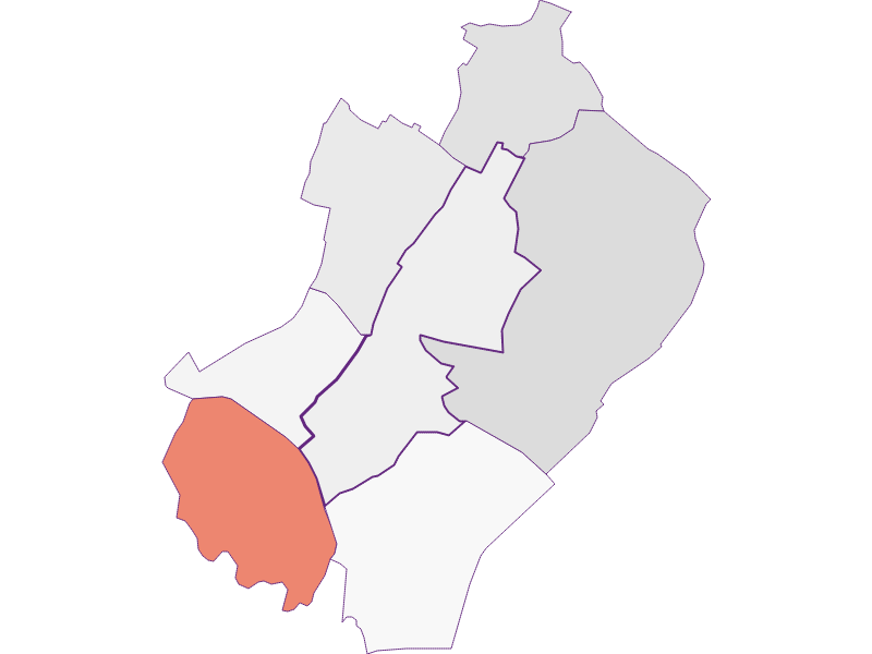 Activity rate in Gänserndorf