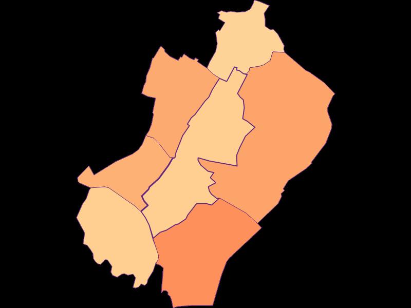 Household size in Gänserndorf