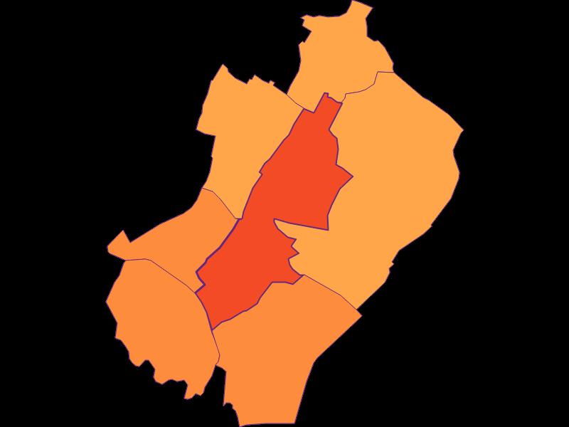 Urbanity in Gänserndorf