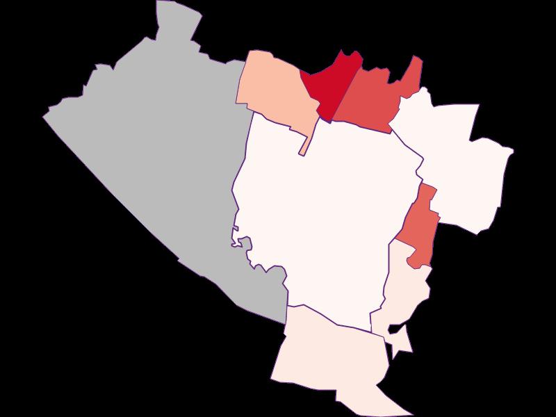 Activity rate in Groß-Enzersdorf