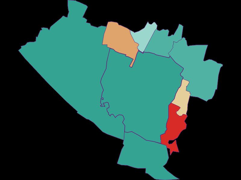 Population development since 2011 in Groß-Enzersdorf