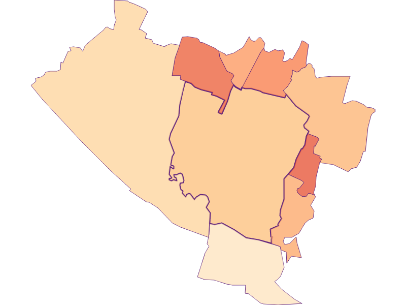 Household size in Groß-Enzersdorf