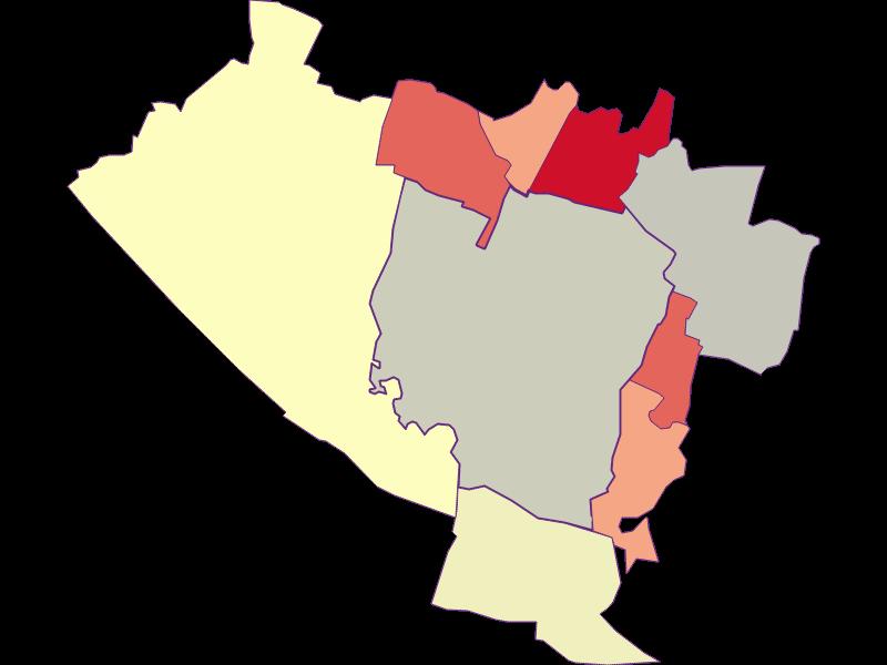Farmers (comparison to Austria) in Groß-Enzersdorf
