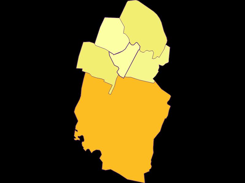 Плотность населения в Großhofen