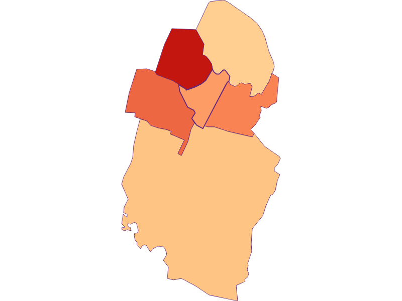 Размер домохозяйства в Großhofen