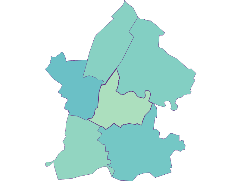 Share of foreigners in Haringsee
