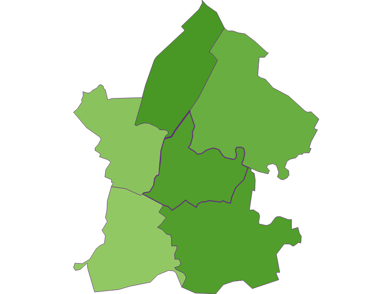 Settlement in Haringsee