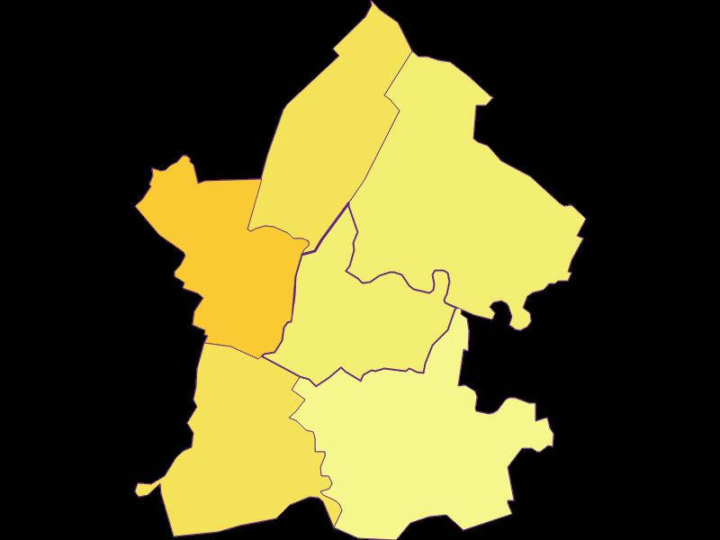Population density in Haringsee