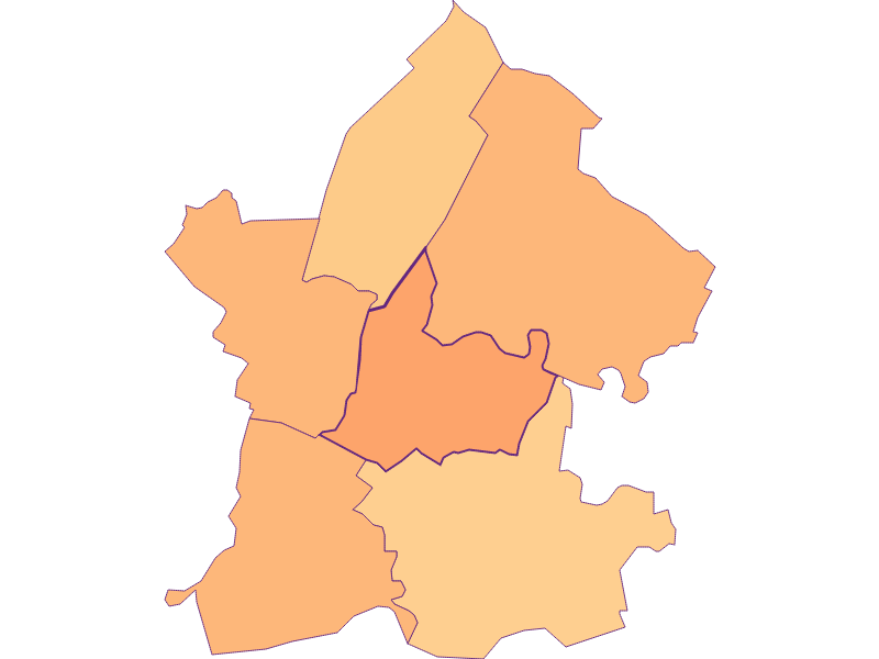 Household size in Haringsee