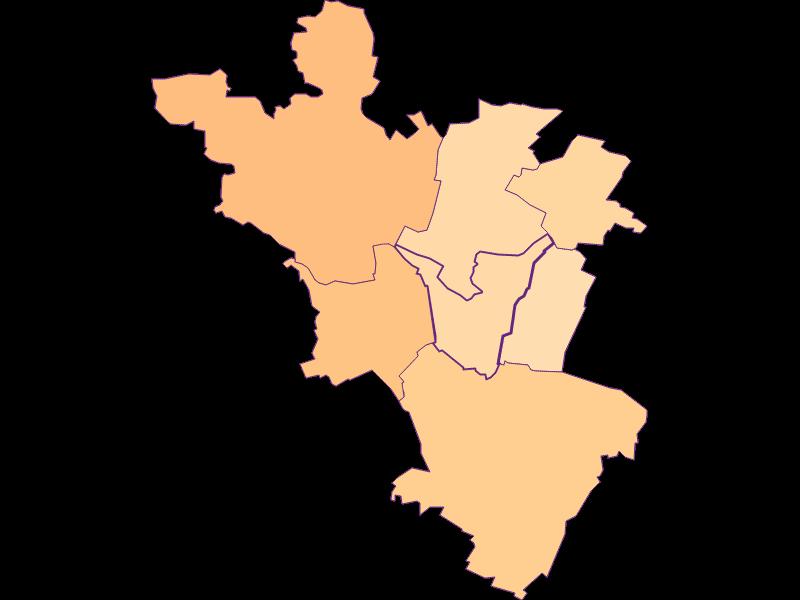 Household size in Hauskirchen