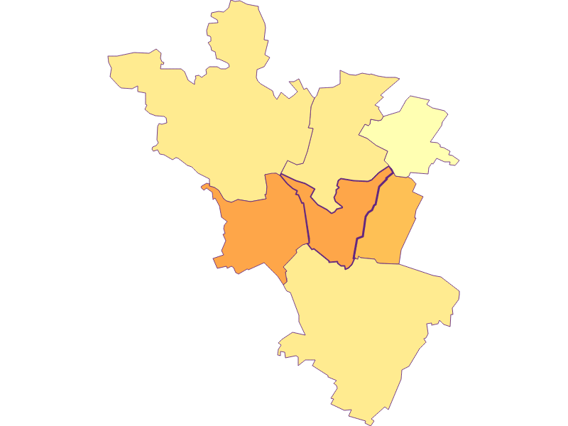 Urbanity in Hauskirchen