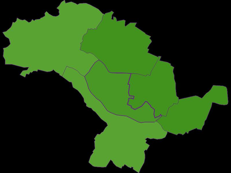 Settlement in Hohenruppersdorf