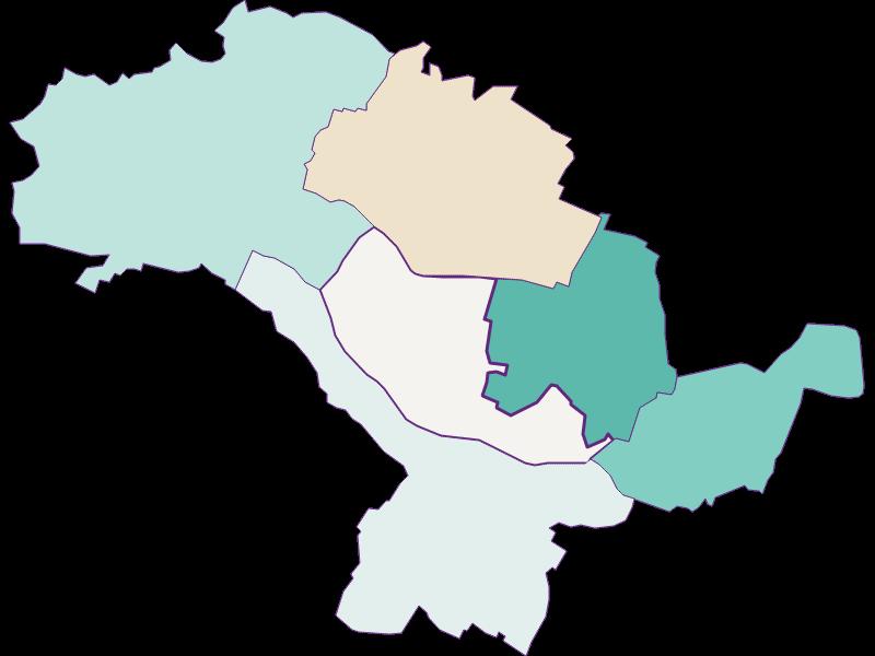 Population development since 2011 in Hohenruppersdorf