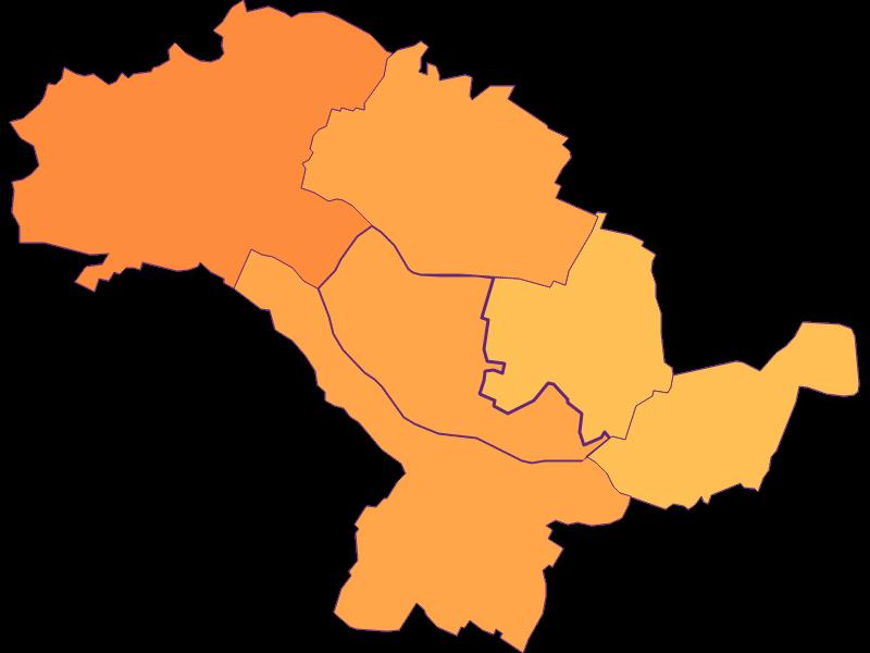 Urbanity in Hohenruppersdorf