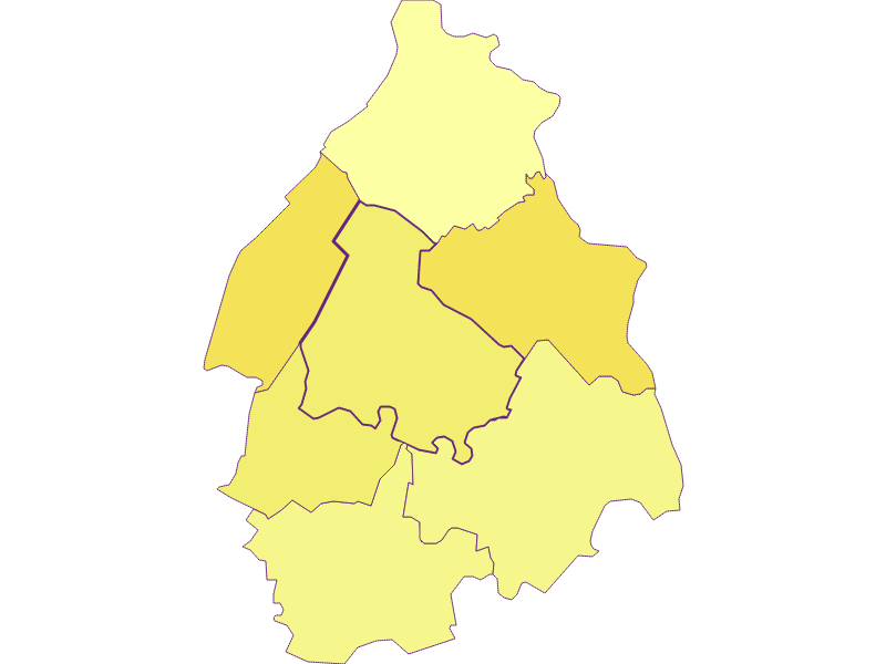 Population density in Lassee