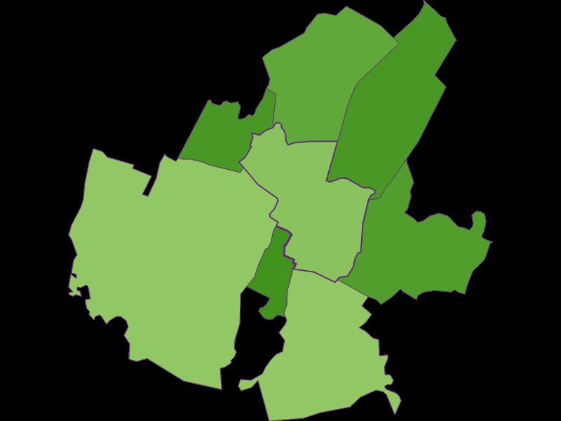 Settlement in Leopoldsdorf im Marchfelde