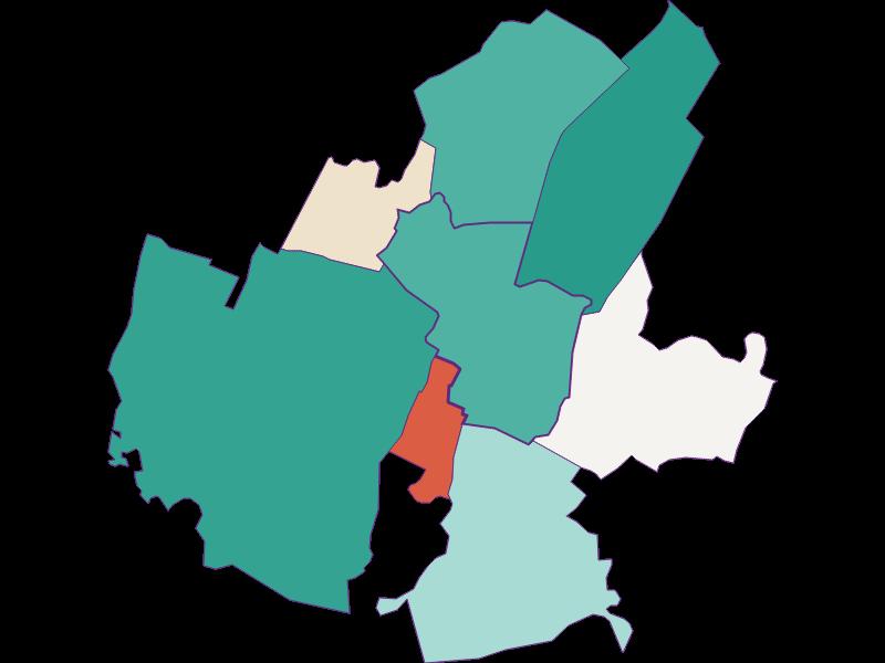 Population development since 1869 in Leopoldsdorf im Marchfelde
