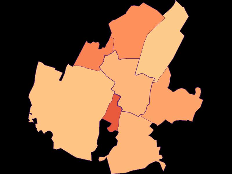 Household size in Leopoldsdorf im Marchfelde