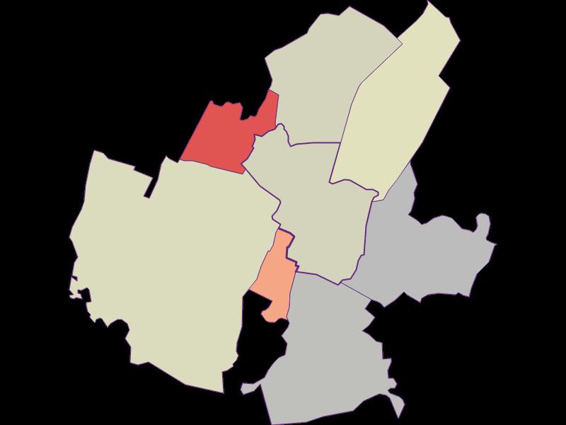 Farmers (comparison to federal state) in Leopoldsdorf im Marchfelde