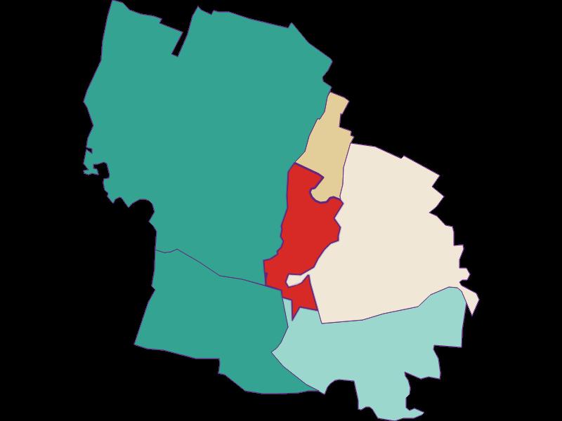 Bevölkerungsentwicklung seit 2011   Mannsdorf an der Donau