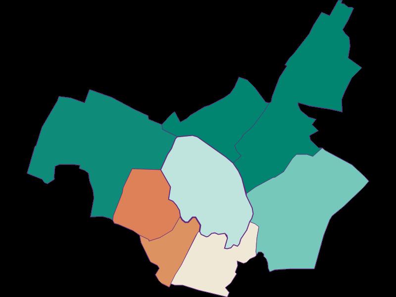 Population development since 1900 in Markgrafneusiedl
