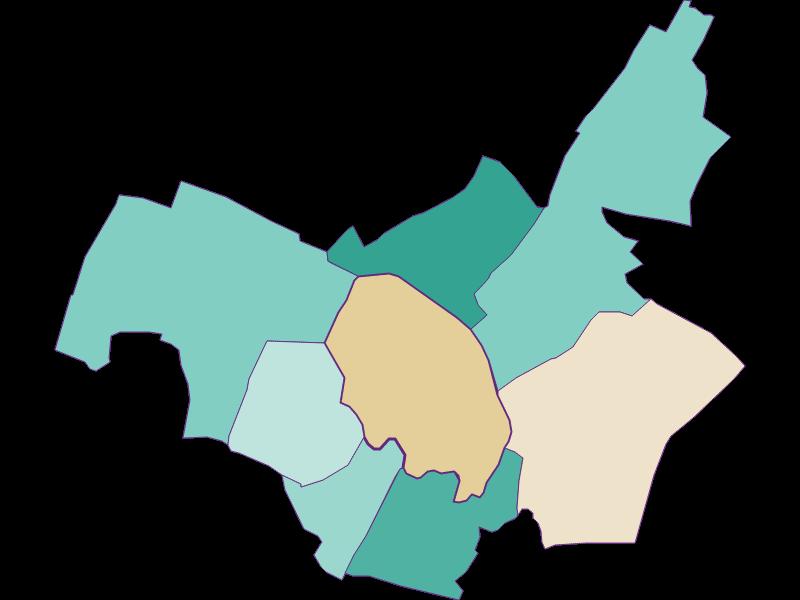 Population development since 2011 in Markgrafneusiedl