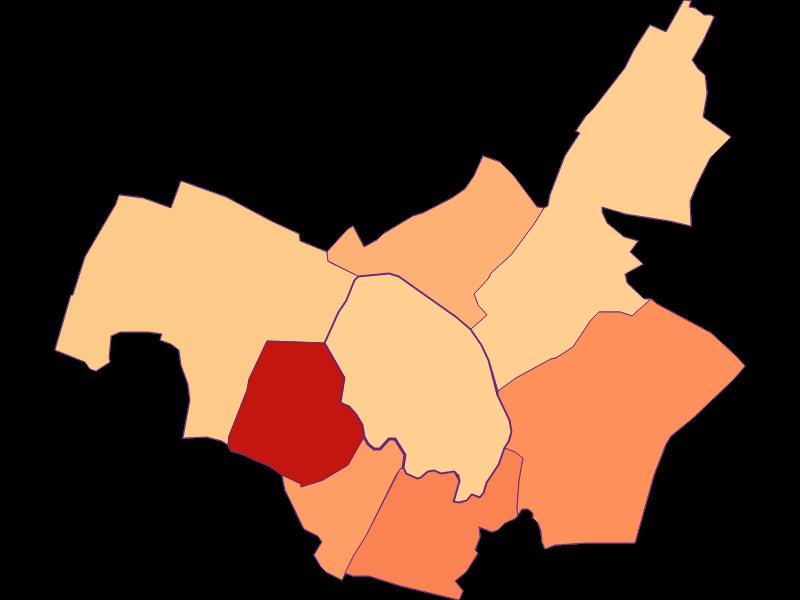 Household size in Markgrafneusiedl
